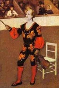 Clown 1868 xx kroller muller state museum otterlo