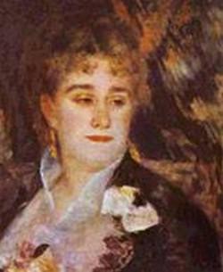 Madame charpentier 1878 xx louvre paris
