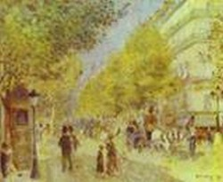 The great boulevards 1875 xx private collection