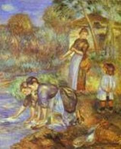 The washer women 1889 xx baltimore museum of art baltimore
