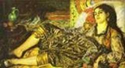 Woman of algiers 1870 xx national gallery of art washington