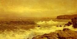 Rocky Sea Coast