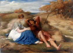 The Lovers Or The Harvesters