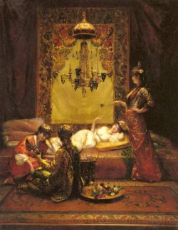 In The Harem