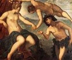 Ariadne venus and bacchus 1576 xx sala di anticollegio palazzo ducale venice