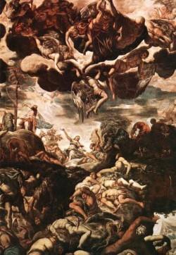 Tintoretto Brazen Serpent