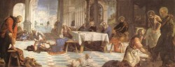 Christ Washing the Feet of His Disciples WGA