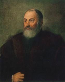 Tintoretto Portrait of a Man c1560