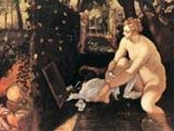 The bathing susanna 1560 62 xx kunsthistorisches museum vienna