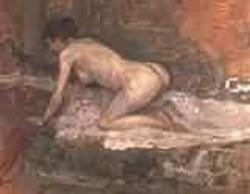 Crouching Nude 1897
