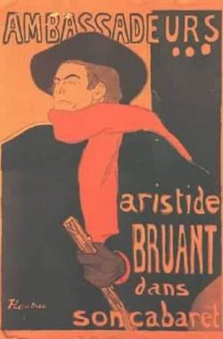 Les Ambassadeurs Aristade Bruant 1894