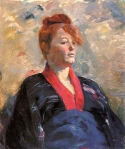 Madame Lili Grenier