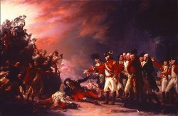 The Sortie Made By The garrison Of Gibraltar