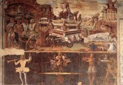 Allegory Of September Triumph Of Vulcan