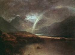 Turner Joseph Buttermere Lake A Shower