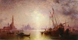 Belgian 1838 1902 VENISE VUE DE SGEORGE OC 825by70