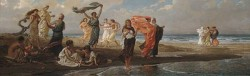 Greek Girls Bathing