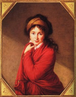 Portrait of Countess Golovine CGF