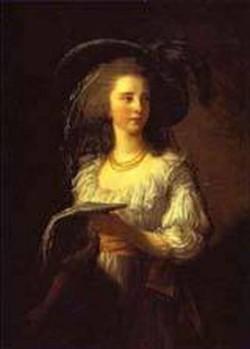 The duchess de polignac 1783 xx the national trust waddesdon manor aylesbury uk