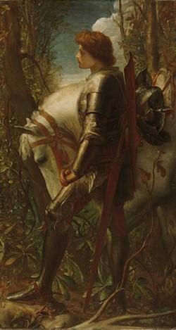 Sir Galahad 1862