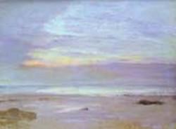 Crepuscule in opal trouville 1865 xx toledo museum of art toledo oh usa