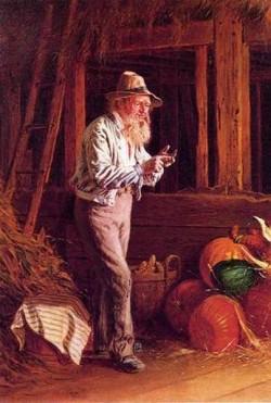 Harvest Time 1877