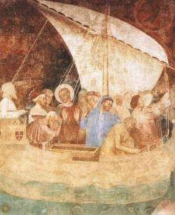 Scenes From The Life Of St Rainerus Detail