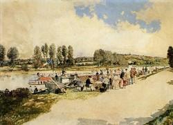 Samois Seine