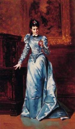Her Fiances Portrait