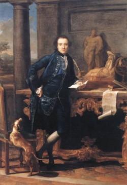 BATONI Pompeo Portrait Of Charles Crowle