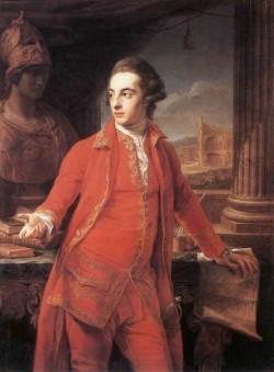 BATONI Pompeo Sir Gregory Page Turner