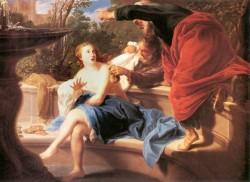 BATONI Pompeo Susanna And The Elders