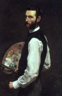 Self Portrait CGF