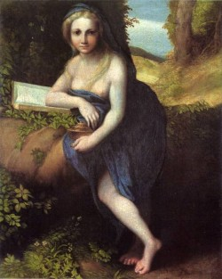 Antonio Allegri The Magdalene