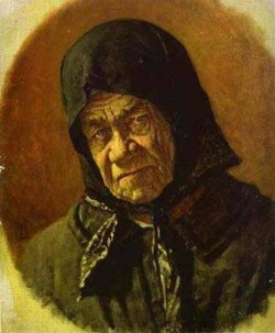 Beggar ninety six years old 1891 xx the russian museum st petersburg russia