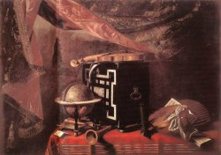 Still Life With Instruments