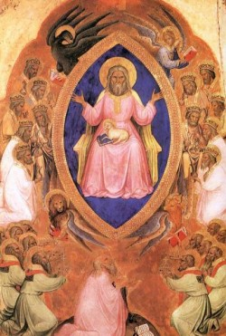 Vision Of St John The Evangelist