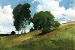 Landscape Painted at Cornish New Hampshire