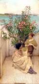 Alma Tadema Courtship