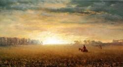 Sunset of the Prairies