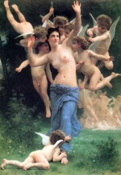 Invading Cupids Realm