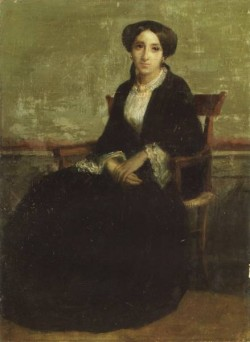 A Portrait of Genevieve Bouguereau