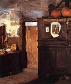 Cottage Interior 1869