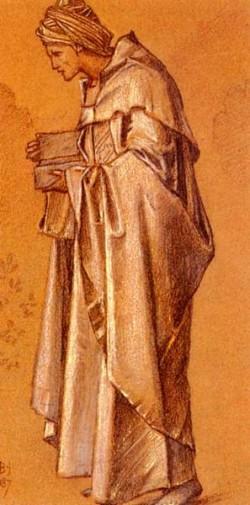 Burne Jones Sir Edward Coley Melchoir Picture 1
