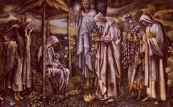 Burne Jones Sir Edward Coley The Star Of Bethlehem