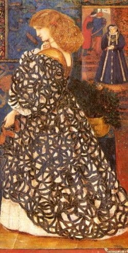 Burne Jones Sir Edward Sidonia Von Bork