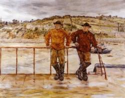 Fishermen at Jersey
