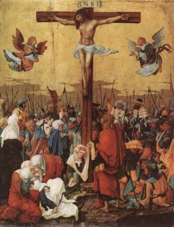 Christ On The Cross 1520