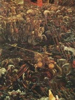 The Battle Of Alexander Detail 1