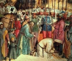 The Beheading of Saint George detail WGA